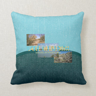 ABH Lake Meredith Cushion