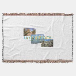 ABH Lake Meredith Throw Blanket