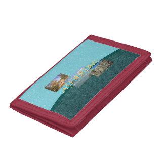 ABH Lake Meredith Tri-fold Wallets