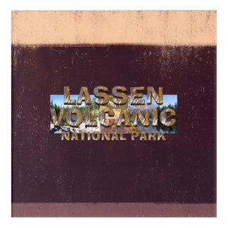 ABH Lassen Volcanic Acrylic Print