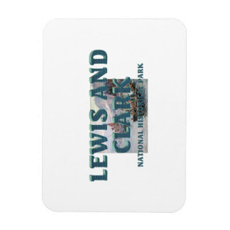 ABH Lewis and Clark NHS Magnet
