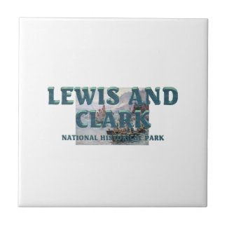 ABH Lewis and Clark NHS Tile