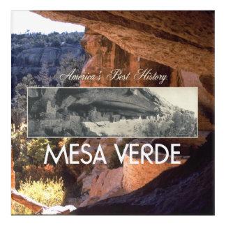 ABH Mesa Verde Acrylic Print