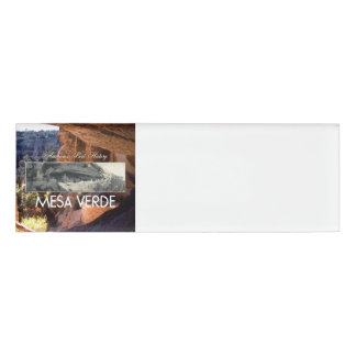 ABH Mesa Verde Name Tag