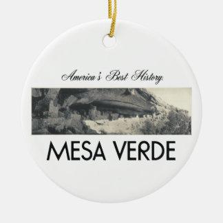 ABH Mesa Verde Round Ceramic Decoration