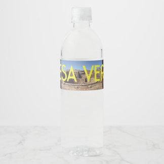 ABH Mesa Verde Water Bottle Label