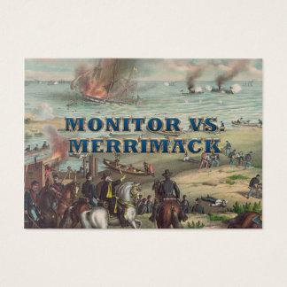 ABH Monitor Merrimack Business Card