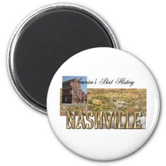 ABH Nashville Magnet