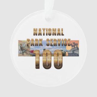 ABH National Park Service 100 Ornament