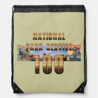 ABH National Park Service 100 Drawstring Bag