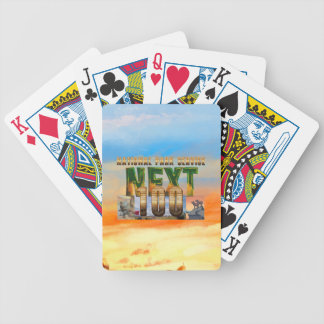 ABH National Parks Next 100 Bicycle Playing Cards