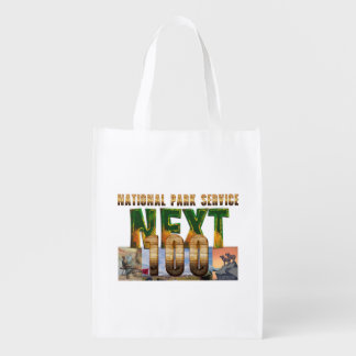 ABH National Parks Next 100 Reusable Grocery Bag