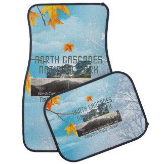 ABH North Cascades Car Mat