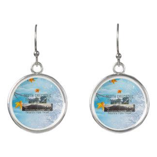 ABH North Cascades Earrings