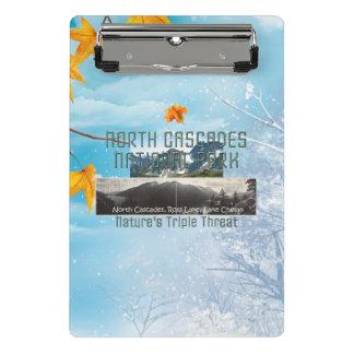 ABH North Cascades Mini Clipboard