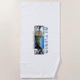 ABH Olympic NP Beach Towel