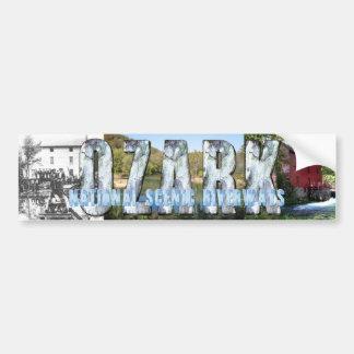 ABH Ozark Bumper Sticker