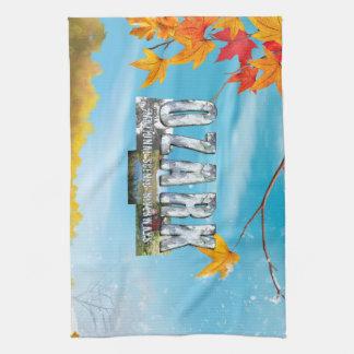 ABH Ozark Tea Towel