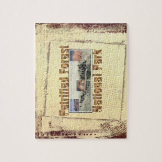ABH Petrified Forest Jigsaw Puzzle
