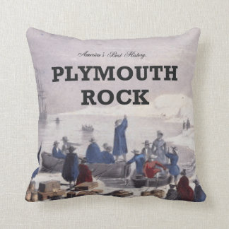 ABH Plymouth Rock Cushion