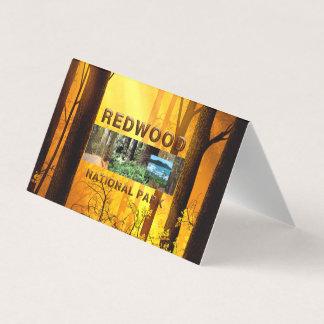 ABH Redwood Business Card