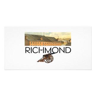 ABH Richmond Personalised Photo Card