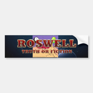 ABH Roswell Bumper Sticker