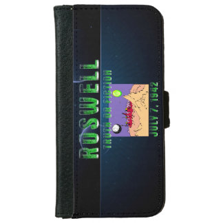ABH Roswell iPhone 6 Wallet Case