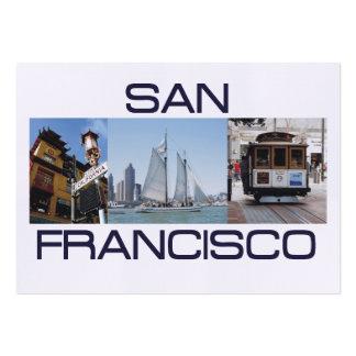 ABH San Francisco Business Card