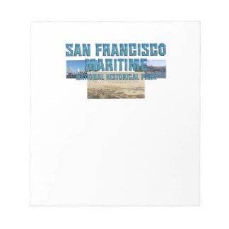 ABH San Francisco Maritime Notepads