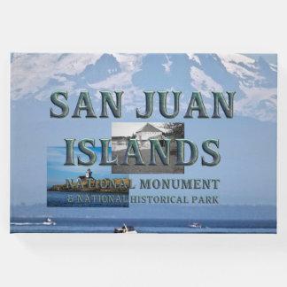 ABH San Juan Islands Guest Book