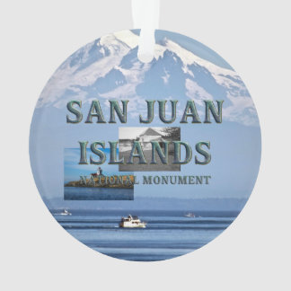 ABH San Juan Islands Ornament