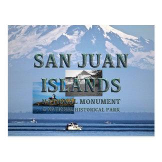 ABH San Juan Islands Postcard