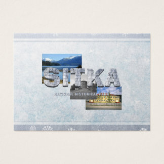 ABH Sitka Business Card