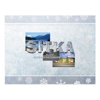 ABH Sitka Postcard