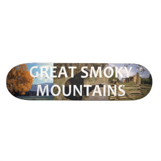 ABH Smoky Mountains 21.3 Cm Mini Skateboard Deck