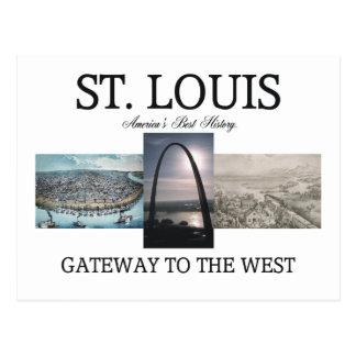 ABH St. Louis Gateway Postcard