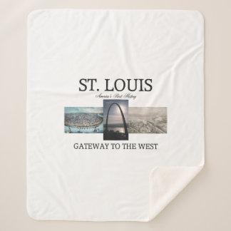 ABH St. Louis Gateway Sherpa Blanket
