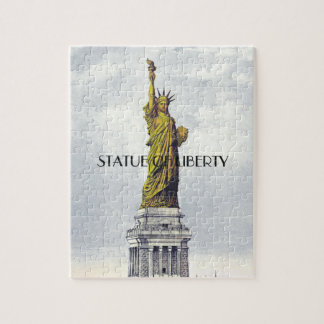 ABH Statue of Liberty Jigsaw Puzzle
