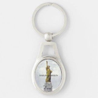 ABH Statue of Liberty Key Ring