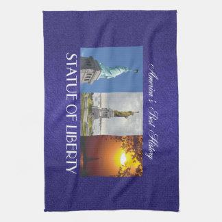 ABH Statue of Liberty Tea Towel
