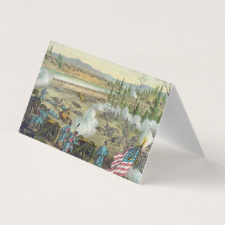 ABH Stones River Business Card
