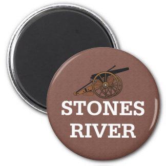 ABH Stones River Magnet