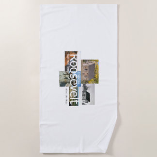 ABH Theodore Roosevelt NP Beach Towel