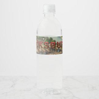 ABH Vicksburg Water Bottle Label