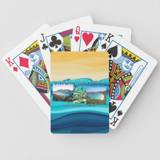ABH Virgin Islands Bicycle Playing Cards