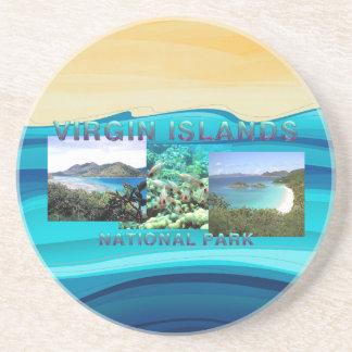 ABH Virgin Islands Coaster