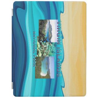 ABH Virgin Islands iPad Cover