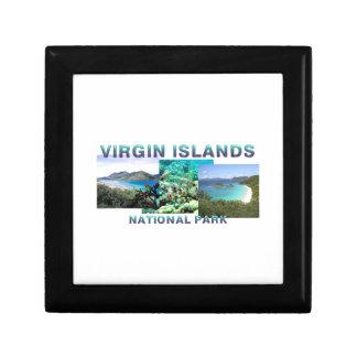 ABH Virgin Islands Small Square Gift Box