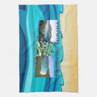 ABH Virgin Islands Tea Towel